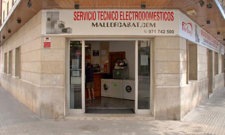 no somos Servicio Técnico Oficial Aspes Mallroca